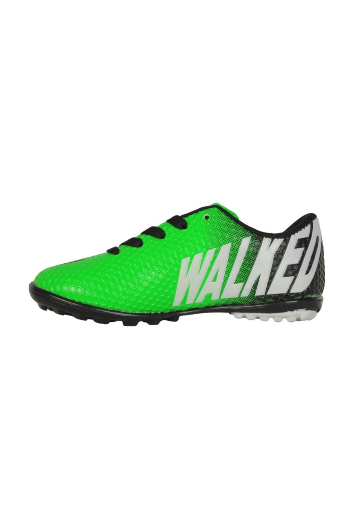 Walked Erkek Çocuk Yeşil 401 Y-s Halısaha  Futbol Ayakkabı 1