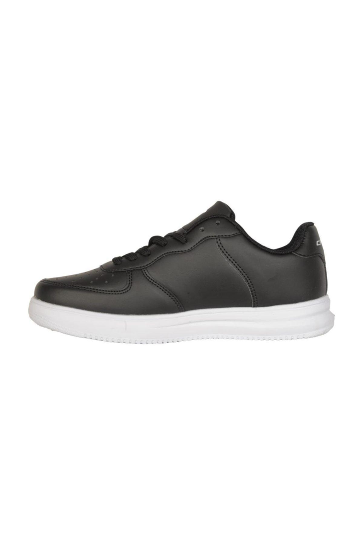 Cheta C042 Siyah-Beyaz Günlük Yürüyüş Kadın Spor Ayakkabı 2