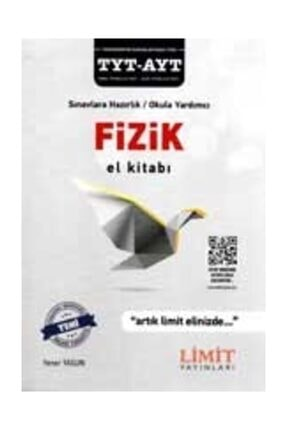 Limit Yayınları Limit Tyt-ayt Fizik El Kitabı