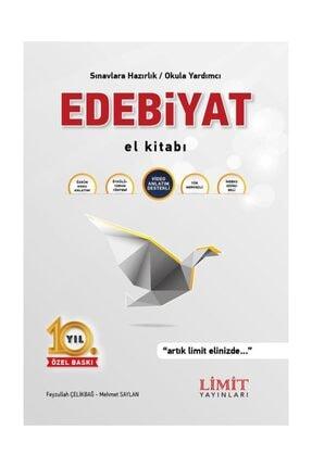 Limit Yayınları Limit Ayt Edebiyat El Kitabı