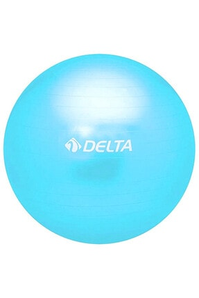 Delta 55 cm Mavi Dura-Strong Deluxe Pilates Topu
