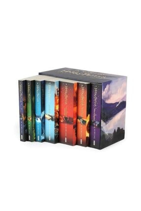 Yapı Kredi Yayınları Harry Potter Set 7 Kitap Takım