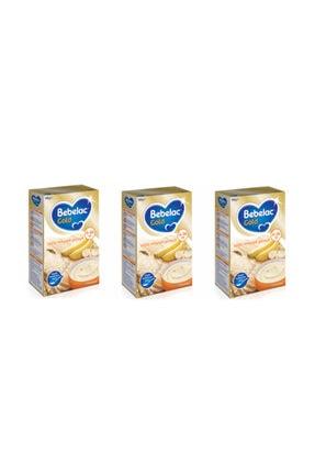 Bebelac Gold Sütlü Meyveli Pirinçli Kaşık Mama 6-36 Ay 250 gr X 3 Adet