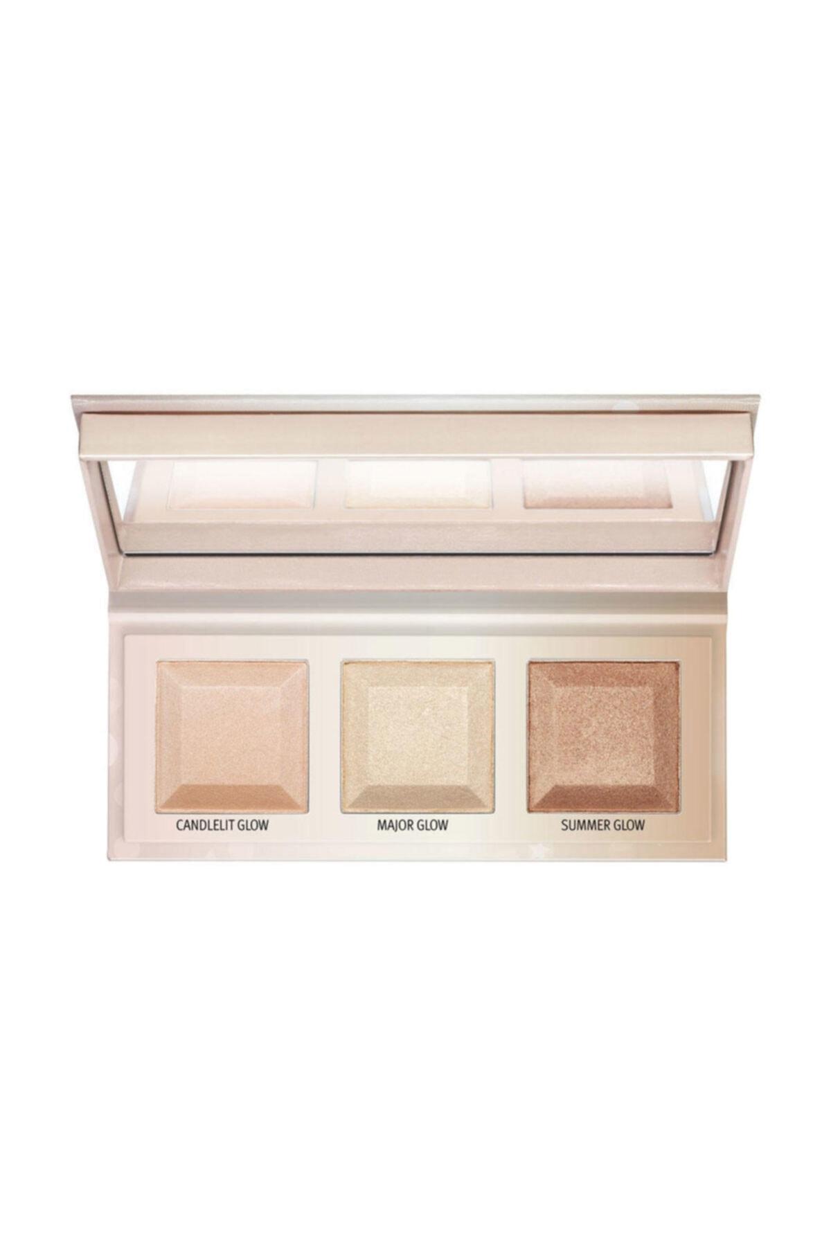 Essence Aydınlatıcı Palet Choose Your Glow Highlighter Palette 18g 1