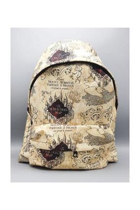 Köstebek Harry Potter - Çapulcu Haritası Sırt Çantası