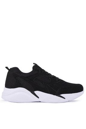 Slazenger Erkek Siyah Koşu & Yürüyüş Ayakkabı