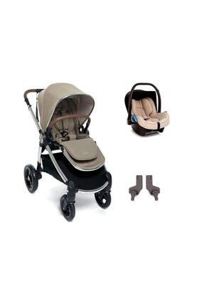 Mamas Papas Ocarro Travel Sistem Bebek Arabası Cashmere