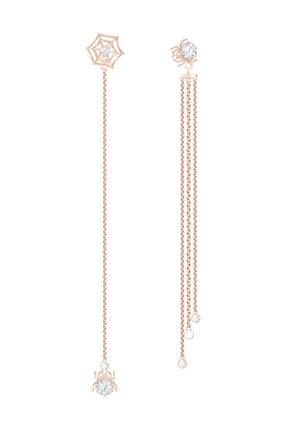 Swarovski Küpe Precisely:Pe Lng Czwh/Cry/Ros 5496488