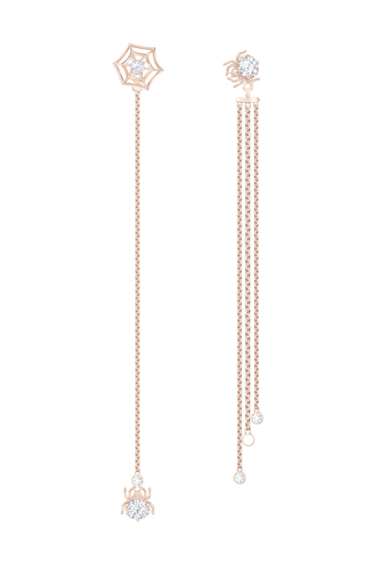 Swarovski Küpe Precisely:Pe Lng Czwh/Cry/Ros 5496488 1