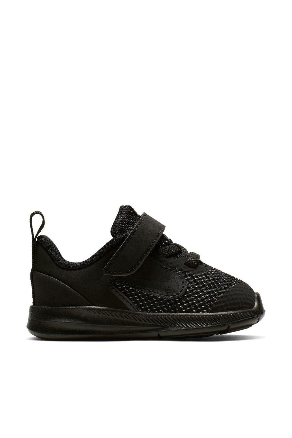 Nike Kids Mor - Siyah Unisex Bebek Downshifter 9 (Tdv) Sneaker 1