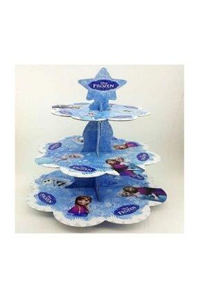Deniz Party Store Kek Standı Elsa ( Frozen ) Temalı