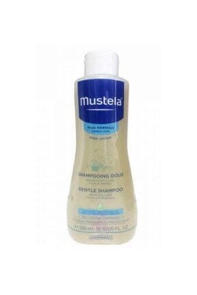 Mustela Gentle Shampoo 500 ml
