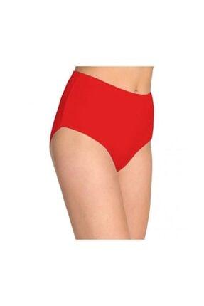 Tutku Kadın %100 Pamuklu Ribana Geniş Bel Kalın Lastik Bato Külot 6'lı Paket