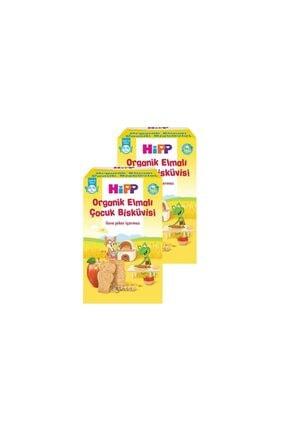 Hipp Organik Elmalı Çocuk Bisküvisi 150 gr X 2 Adet