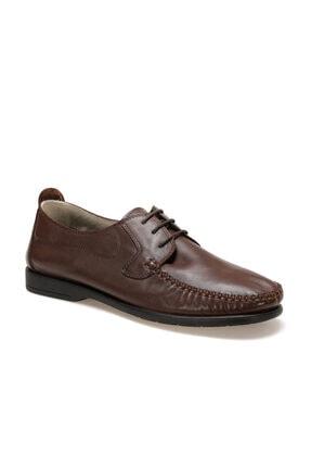 Flogart Kahverengi Erkek Klasik Ayakkabı G-171