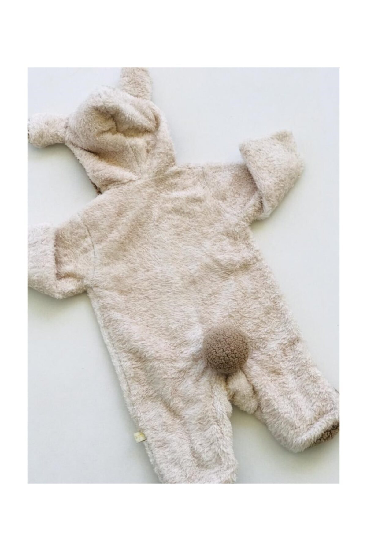 Eda Baby Sevimli Ayıcık Peluş Tulum 2