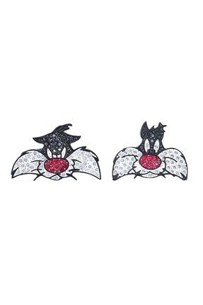 Swarovski Kol Düğmesi Looney Tunes:cufflinks Silv Dmul/rhs 5484687