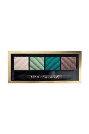 Max Factor 4'lü Far Paleti - Smokey Eye Matte Kit 40 Hypnotic Jade 8005610408101