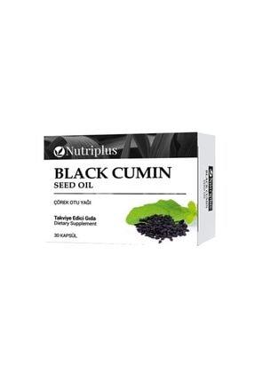 Farmasi Nutriplus Black Seed / Çörek Otu Yağı Kapsülü Takviye Edici Gıda 30 Kapsül