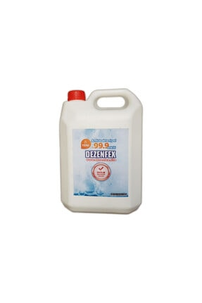 Dezenfex 5lt Sıvı Dezenfektan - 30 Saniyede Etkili Klor Bazlı Dezenfektan