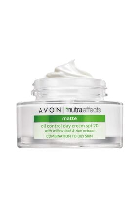 AVON Nutra Effects Matte Gündüz Kremi Spf20 50 ml
