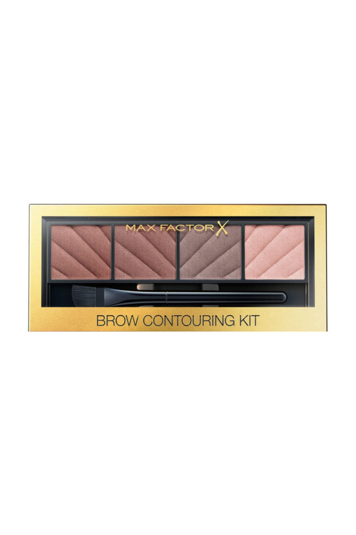 Max Factor Kaş Kiti - Brow Contouring Kit 8005610508689 1