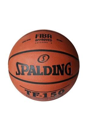 SPALDING TF-150 Basketbol Topu Perform Size 7 FIBA Logolu 83-572 - 8774