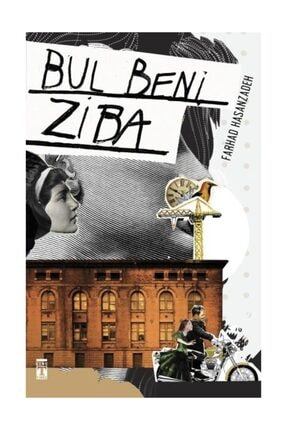 Timaş Yayınları Bul Beni Ziba