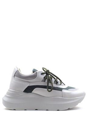 Buffalo Kadın Beyaz Lıght Sport Sneaker Ayakkabı