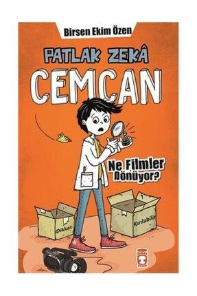 Timaş Yayınları Patlak Zeka Cemcan - Ne Filmler Dönüyor?