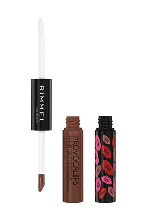 RIMMEL LONDON Ruj - Provocalips Kiss Proof Lip Colour  780 Shore Thing 3614225463723