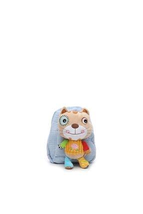 Sozzy Kedi Figürlü (Oyuncaklı) Sevimli Çantam SZY128