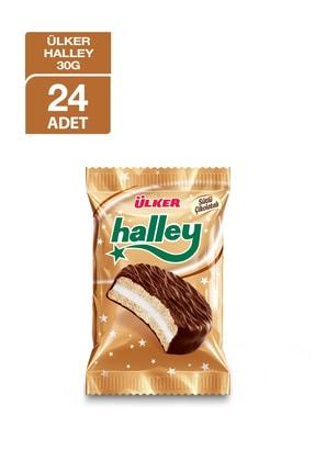 Ülker Halley Tekli Sandviç Bisküvi 30 gr