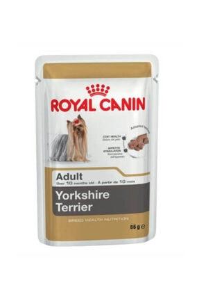 Royal Canin Yorkshire Terrier Yetişkin Köpek Konservesi 85grx6 Adet