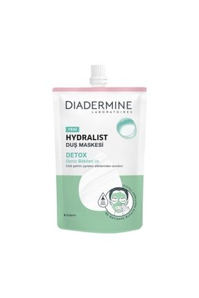 Diadermine Hydralist Duş Maskesi Detox 4015100308419