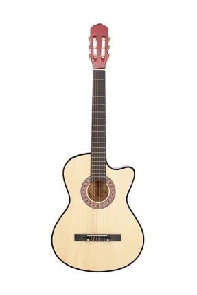 MADRID Mcg-120c Nat Cutaway 39 Klasik Gitar Tam Boy