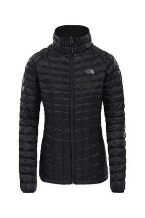 THE NORTH FACE Thermoball Kadın Outdoor Mont Siyah