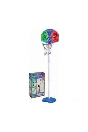 DEDE Toys Pjmask Ayaklı Basketbol Seti