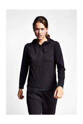 Lescon Kadın Sweatshirt - 19N-2001 Fermuarlı - 19ntbp002001-633
