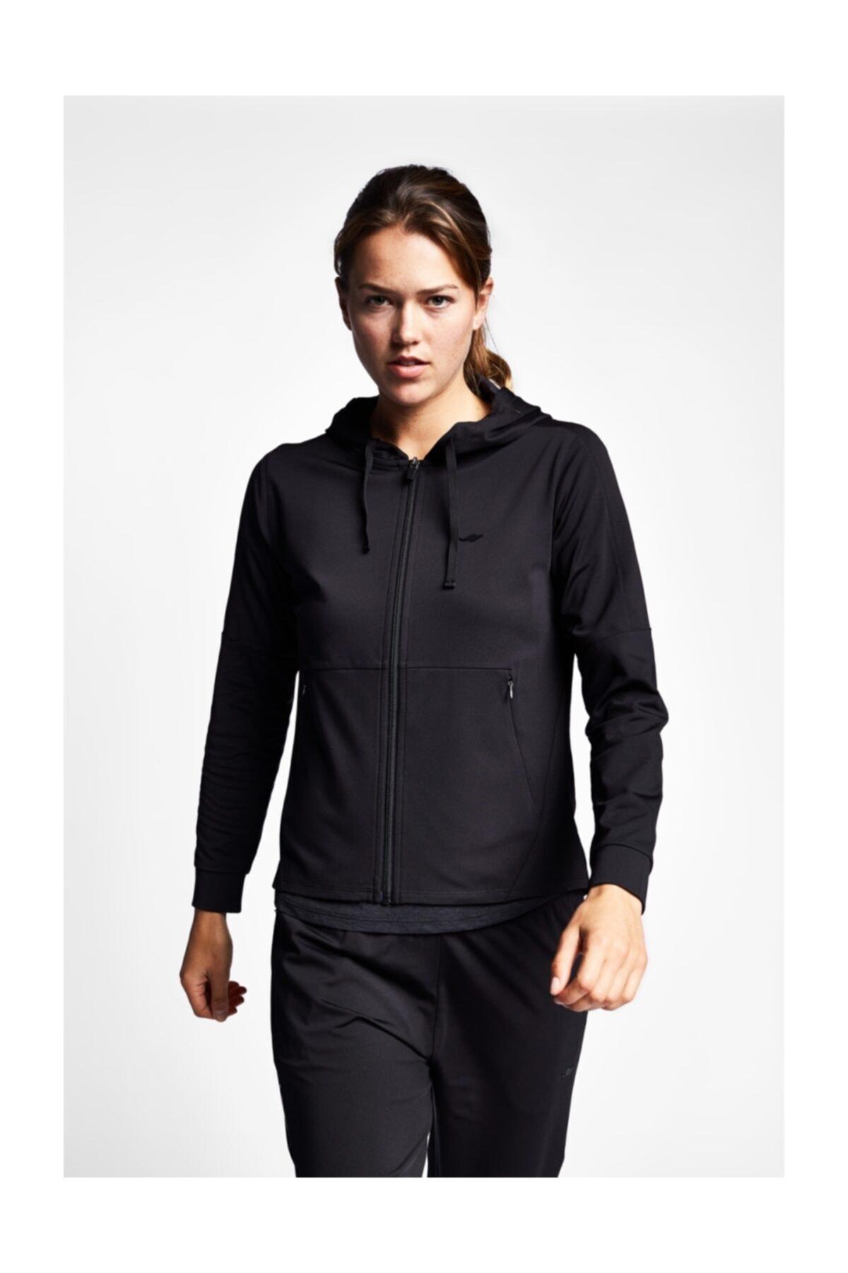 Lescon Kadın Sweatshirt - 19N-2001 Fermuarlı - 19ntbp002001-633 1