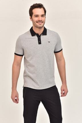bilcee Grimelanj Erkek Polo Yaka T-Shirt GS-8982