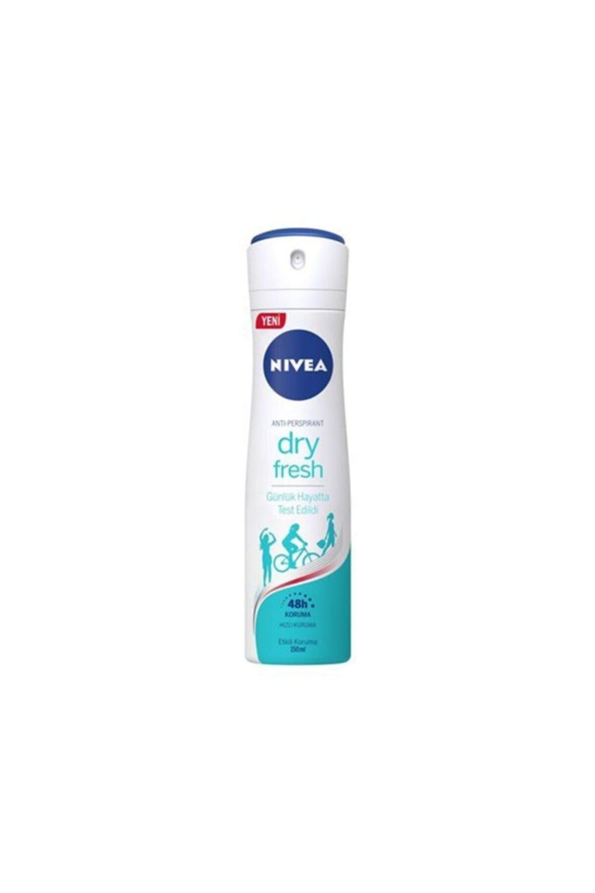 Nivea Dry Fresh Deodorant Kadın 150 ml 1