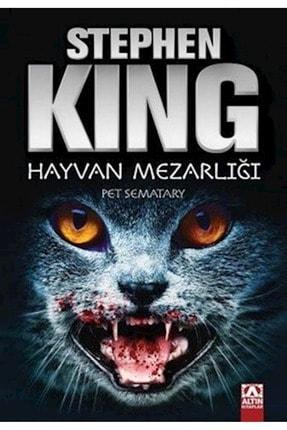 Altın Kitaplar Hayvan Mezarlığı - Gecenin Pençesi - Stephen King