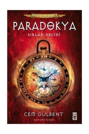 Timaş Yayınları Paradokya & Sırlar Geçidi