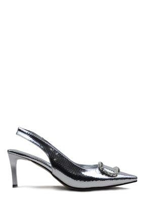 Buffalo Amata Stylısh Fashıon Topuklu Ayakkabı