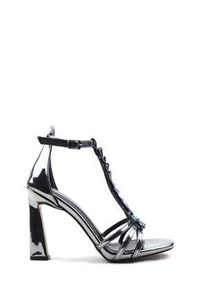 Buffalo Mırror Lady Topuklu Ayakkabı