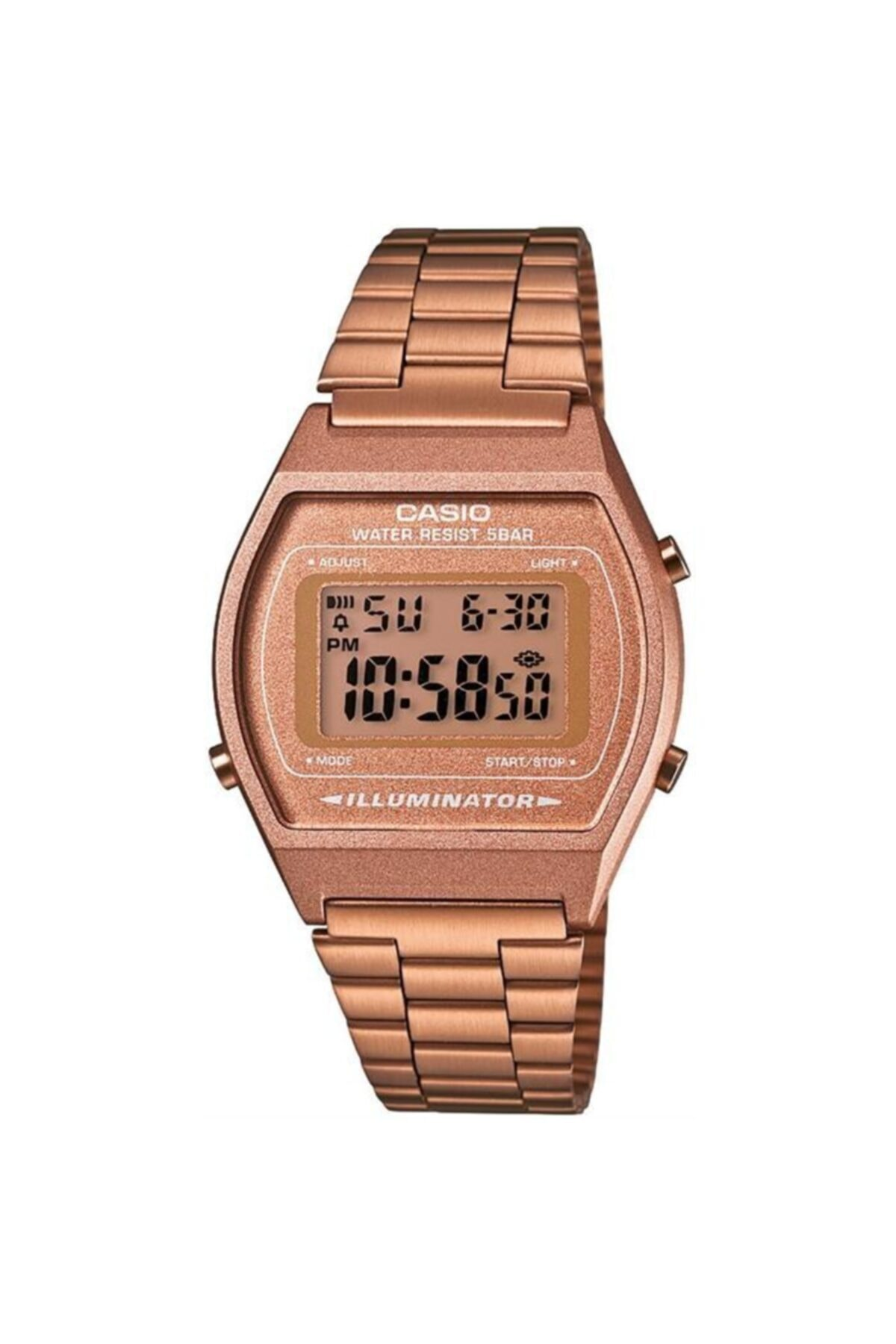 Casio Casıo Retro B640wc-5adf Bayan Kol Saati 1
