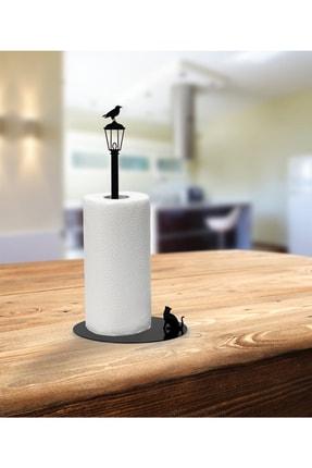 Svava Kağıt Havluluk  ) - Metal Mutfak Kağıt Standı
