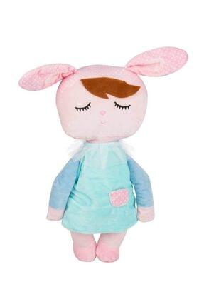 B-Plush Angela Bebek Uyku Arkadaşı 42 cm. - Mavi Elbise