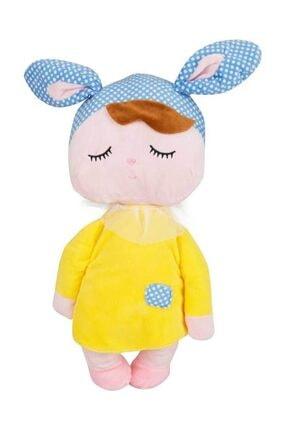 B-Plush Angela Bebek Uyku Arkadaşı 42 cm. - Sarı Elbise